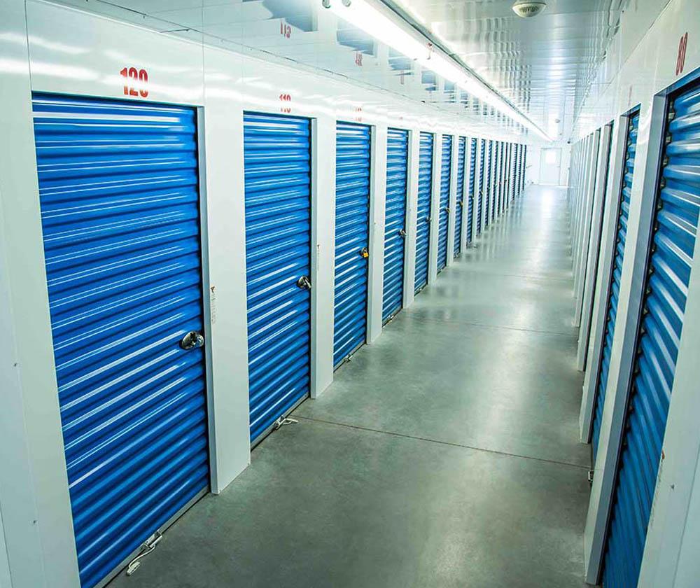 Storage Service Website Development